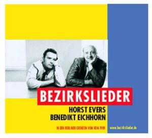 CD-cover Bezirkslieder